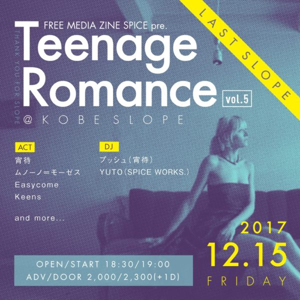Teenage Romance vol.5
